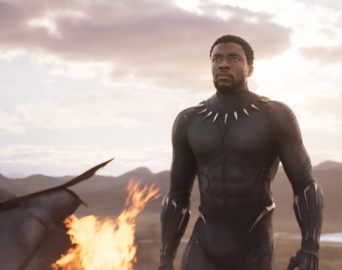 """""""Black Panther"""" is now the Highest Grossing Superhero movie of All-Time in the U.S"""