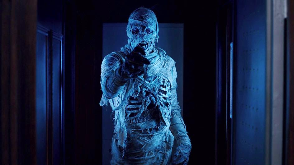The Foretold Mummy