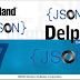 Parsing atau Reading JSON di Delphi