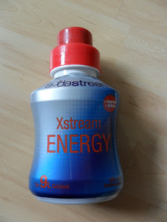 Xstream ENERGY von SodaStream Sirup