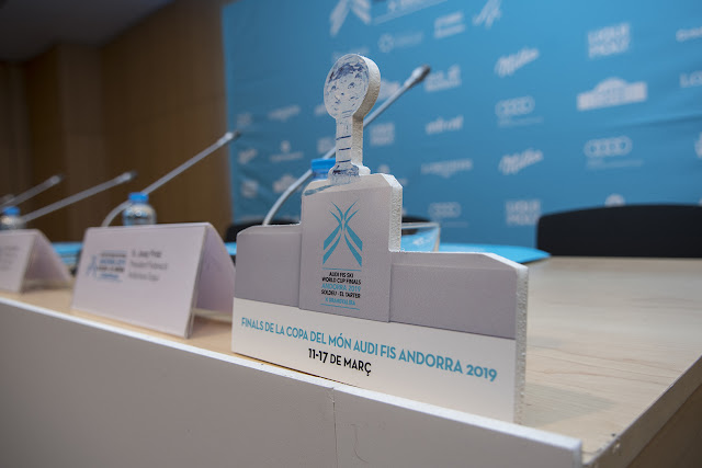 Andorra Welcomes the Ski World: Soldeu El Tarter 2019 Alpine Skiing World Cup Finals