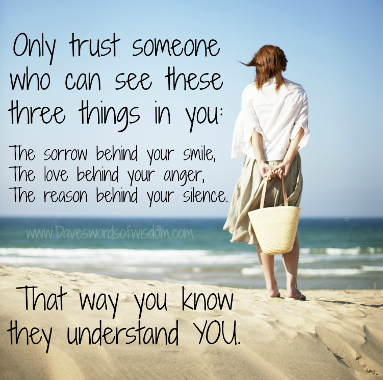 If Someone Trust You Blindly Quotes 30 Heart Touching Trust Quotes