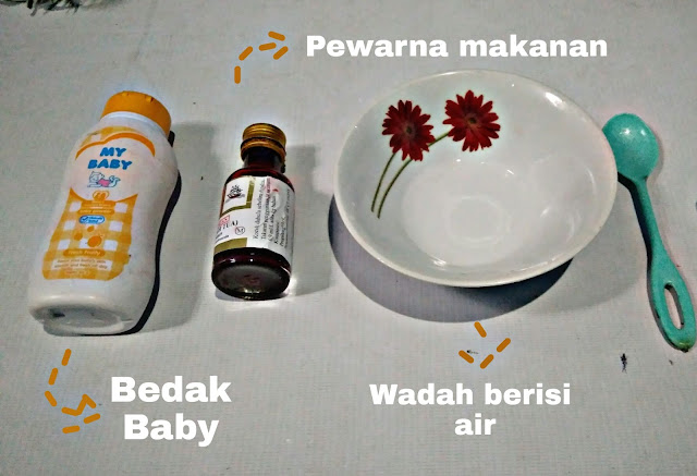 bahan diy blush on
