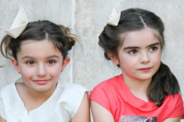 #desfileurbano #modasostenible #LETITSLOW #thecircularproject #Monikako Kids #LuciadGustin #modainfantil
