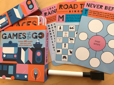 Review - Games on the Go by Lonely Planet Kids