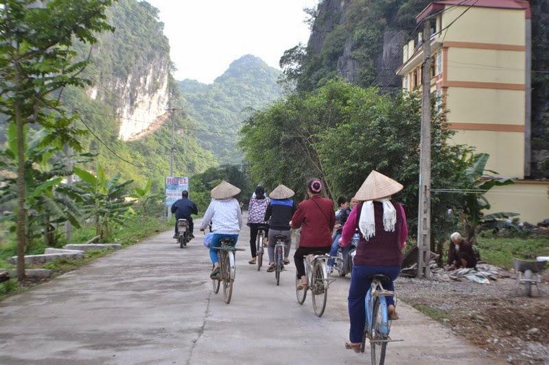 Tam Coc, Baie d'along terrestre, Vietnam