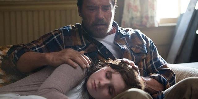 Arnold Schwarzenegger. Maggie