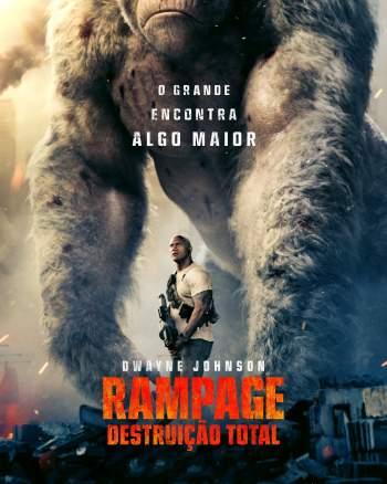 Imagem Rampage: Destruição Total