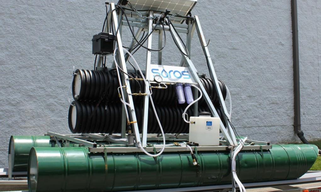 ecotecnologia tratamiento de agua