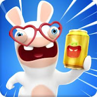 Download game Rabbids Crazy Rush Apk v1.0.4 (Mod Money) update version