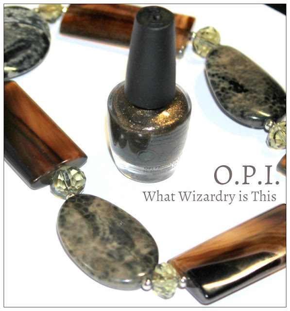Review: O.P.I. - Oz Collection - What Wizardry is This