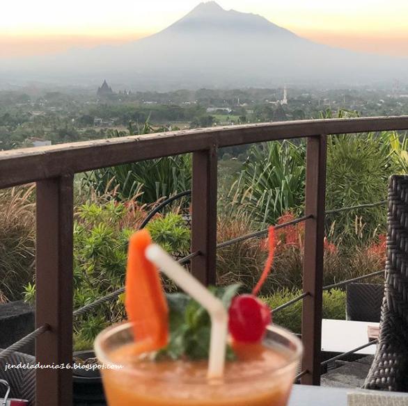 Restaurant Abhayagiri , Wisata Kuliner Nusantara Berkonsep Nuansa Alam dan Romantis Di Yogyakarta