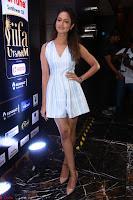 Shanvi Looks super cute in Small Mini Dress at IIFA Utsavam Awards press meet 27th March 2017 107.JPG