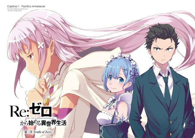 Re Zero Kara Hajimeru Isekai Seikatsu Di Rekomendasi Anime Romance
