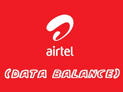 airtel bundle balance