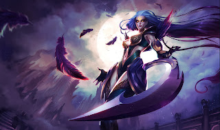 Updated Dark Valkyrie Diana Skin