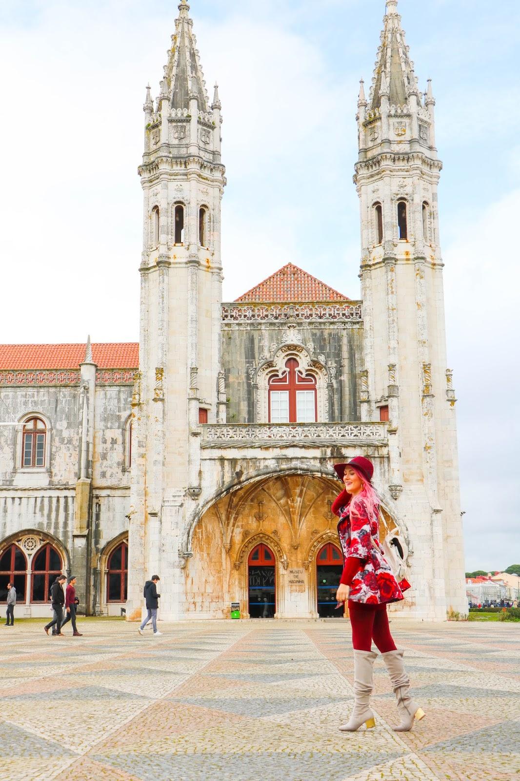 Travel Jerónimos Monastery Portugal Lisboa Belém