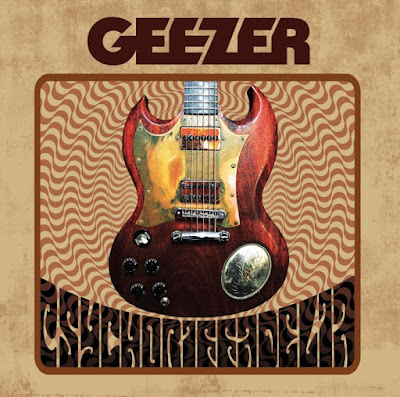 Album Review... Geezer - Psychoriffadelia