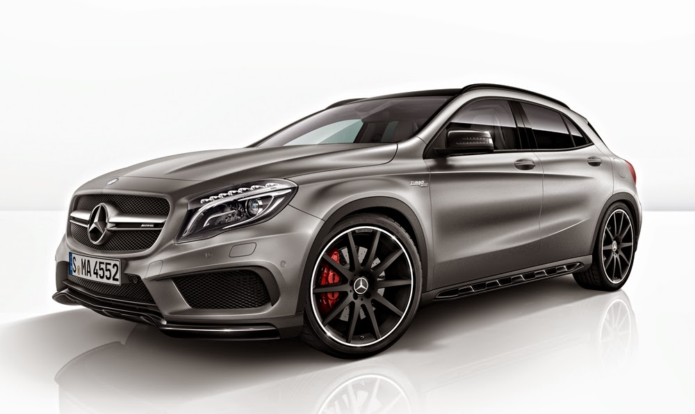 leopaul 39 s blog mercedes benz gla45 amg. Black Bedroom Furniture Sets. Home Design Ideas