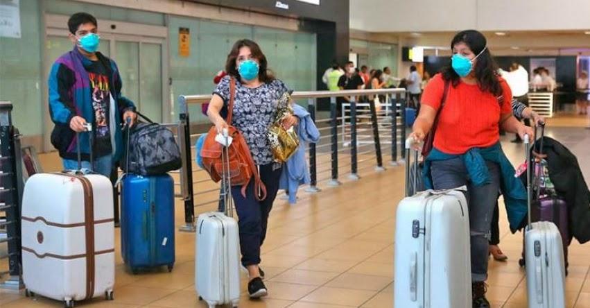Viajeros no tendrán que hacer cuarentena cuando se trasladen por el país