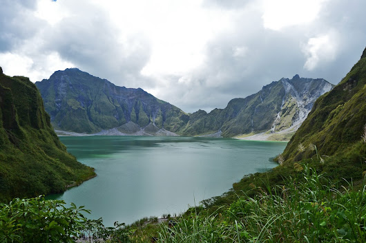 My First Trekking Adventure at Mount Pinatubo