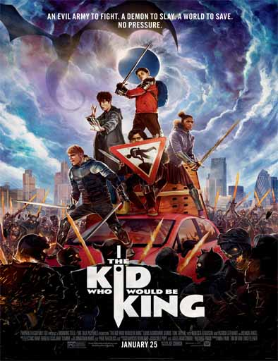 Nacido para ser un Rey (The Kid King) (2019) pelicula online