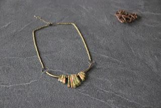 bijoux unakite
