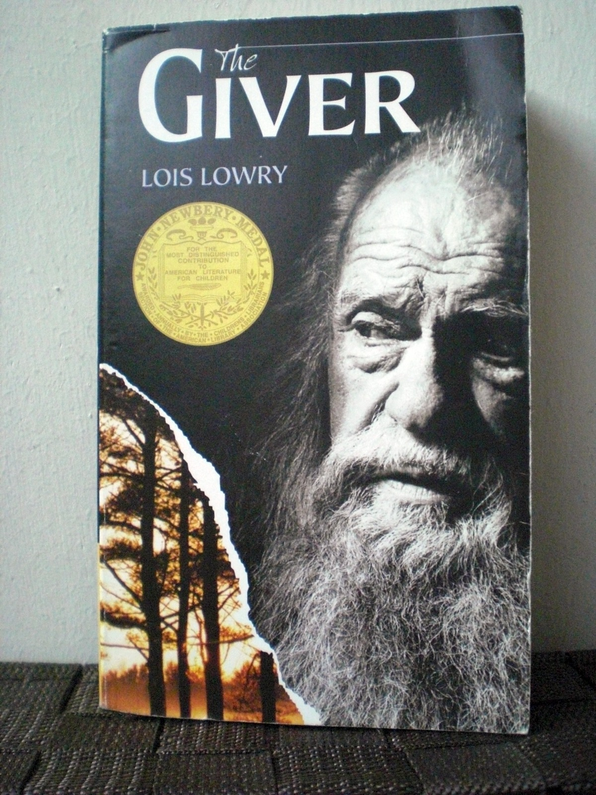 an analysis of the giver by lois lowry The giver lois lowry houghton mifflin company boston for all the children to whom we entrust the future the giver  1 it was almost december, and jonas was beginning to be frightened no wrong word, jonas thought frightened meant that deep, sickening feeling of something terrible about to.