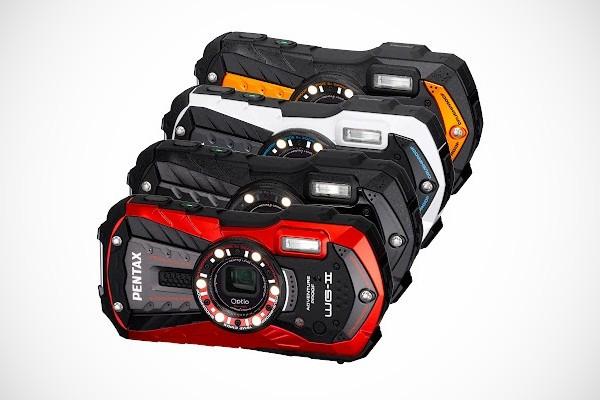 Pentax WG-2 Waterproof Camera