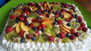 torta alla frutta e la ricetta della pasta frolla