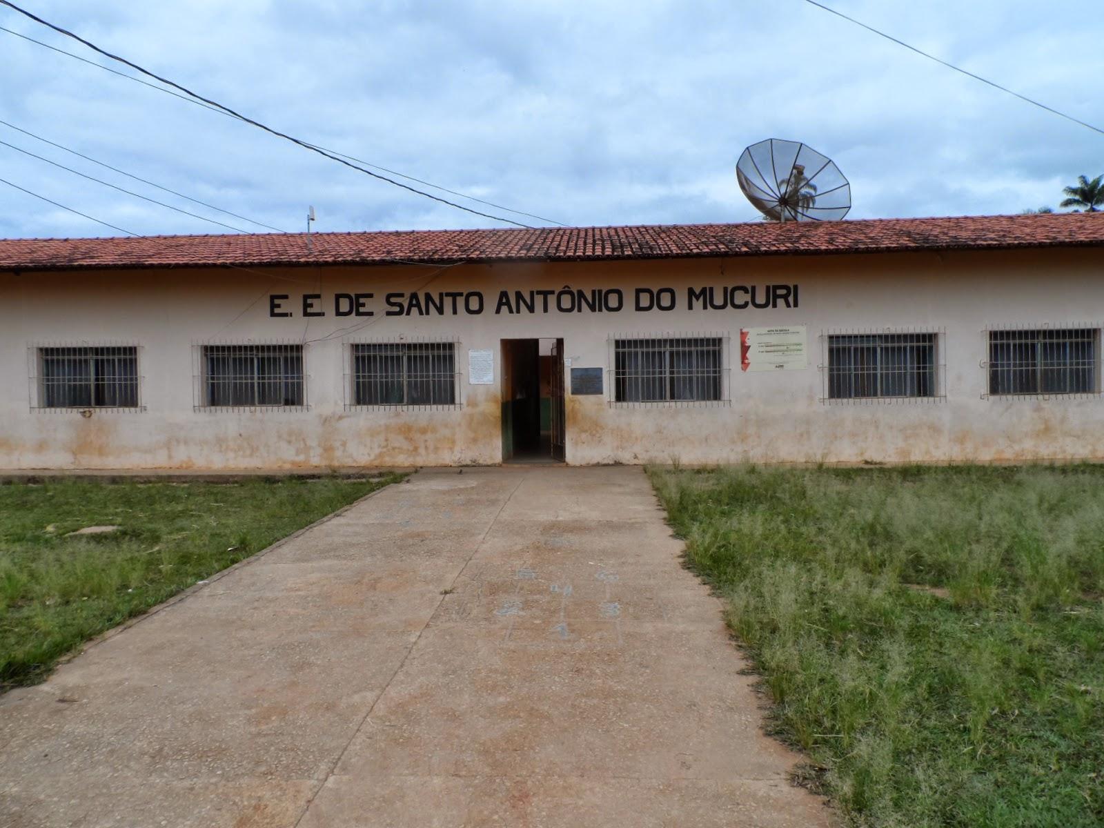 Escola de Santo Antônio do Mucuri