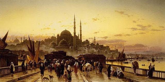 Ketika Amerika pun Tunduk dan Bayar Pajak kepada Turki