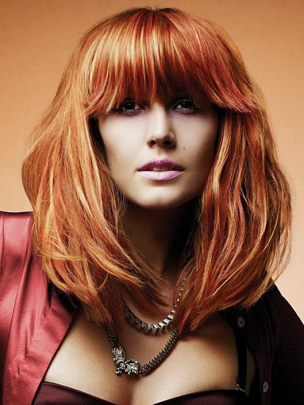 Spring Summer Hair Color Trends 2015 Be Glossy In And Out