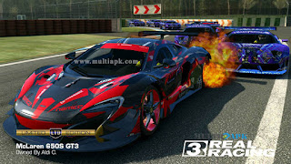Game Play Car Real Racing 3 v4.1.6 Full MOD Apk Data
