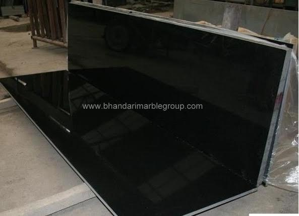 Best Italian Marble India Black Granite