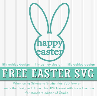 Free Easter SVG