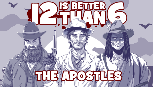 Link Download Game 12 is Better Than 6: The Apostles (12 is Better Than 6: The Apostles Free Download)