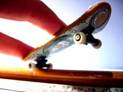 """Fingerboard """" Mainkan Jari Mu """""""