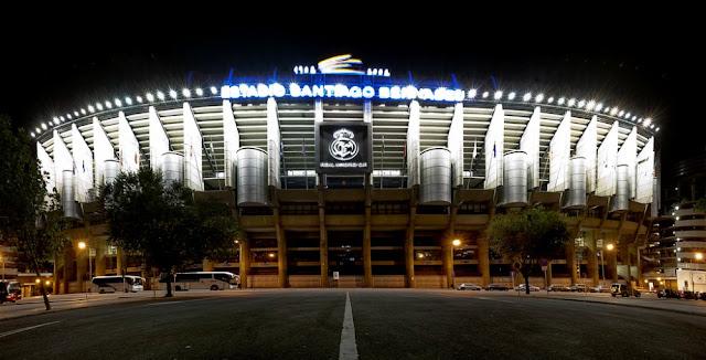 Madri - atrações clássicas e muito além do básico - Estádio Santiago Bernabéu (do Real Madrid)