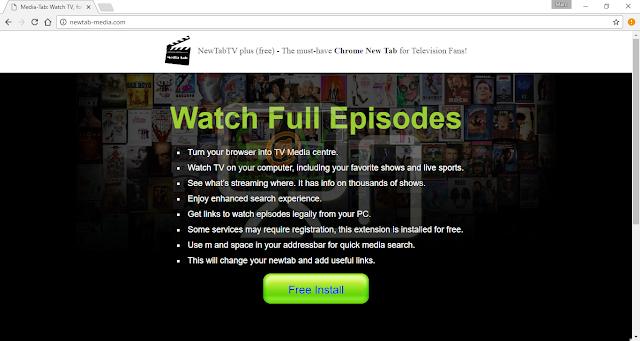 NewTabTV plus (free)