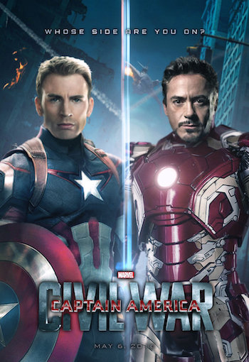 Captain America Civil War 2016 English 480p HDTC 400mb ESubs