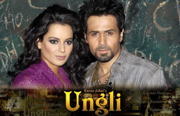 Emraan-Kangana's Brand New Hindi Movie Ungli