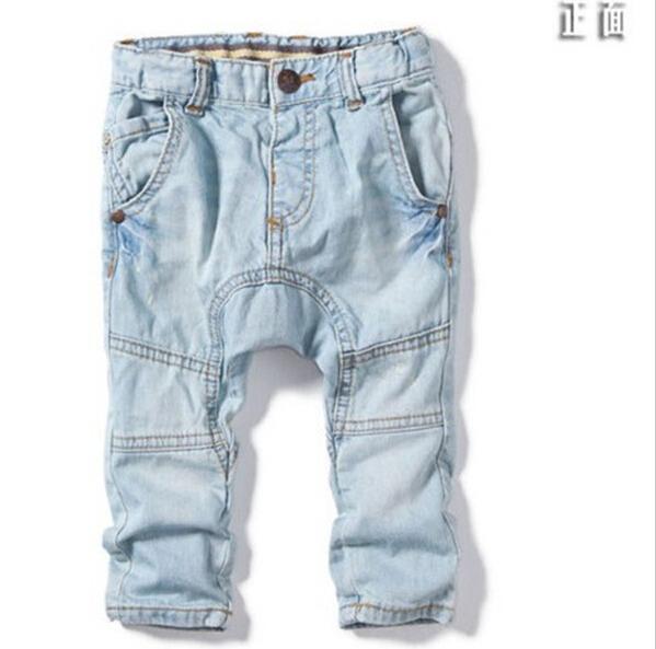 Model Celana baggy Jeans Anak Laki - Laki Branded