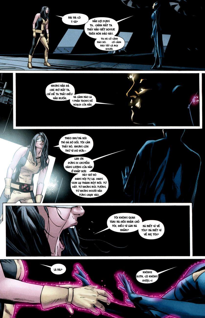 X-Men Necrosha chap 8 trang 21