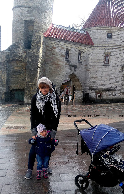 Tallinn, city break z dzieckiem