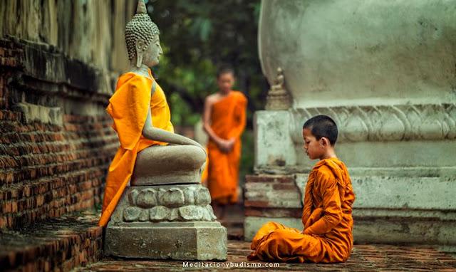 Las enseñanzas del Budismo para el amor