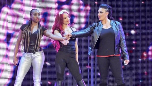 Wwe Raw Sasha Banks 2017