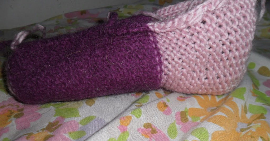 le tricotin g ant belge comment faire des chaussons pantoufles au tricotin g ant manuel ou semi. Black Bedroom Furniture Sets. Home Design Ideas