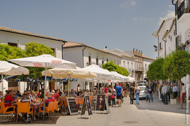 Zahara de la Sierra Andalucia Sierra Grazalema