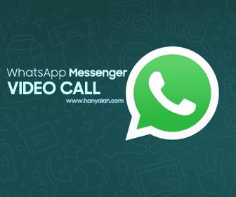Video Call WhatsApp di Android Sudah Bisa